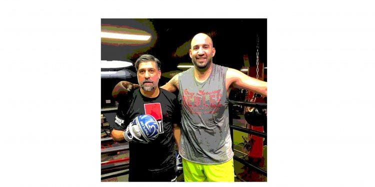 Coach Sükru Aksu und Erkan Teper