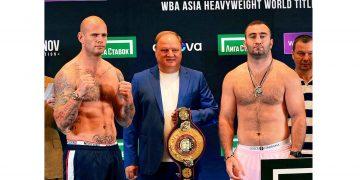 Foto: EC Boxing